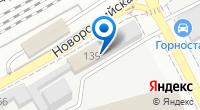 Компания ГЕК-Краснодар на карте