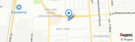 Главная Инвестиционная Компания на карте Краснодара