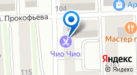Компания OZON.ru на карте