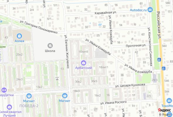 жилой комплекс Арбатский