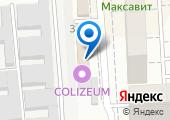 Станция на карте