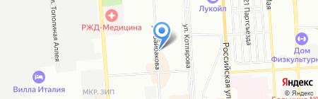 ДВ Мебель на карте Краснодара