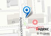 Нотариус Марченко Л.В. на карте