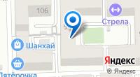 Компания Милана на карте