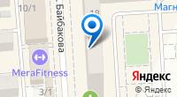 Компания Спецохранамонтаж на карте