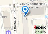 Hospital-mobail на карте