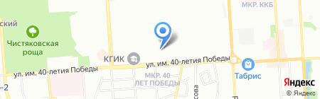 ГИД-ДЕШЕВАЯ АПТЕКА на карте Краснодара