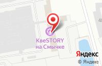 Схема проезда до компании Боззетто в Егорьевске
