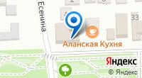 Компания Агровент-М на карте