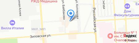 Я вижу на карте Краснодара