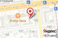 Схема проезда до компании Медиатренд в Краснодаре