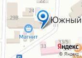 Банкомат Газпромбанк на карте