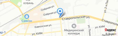КБ Ренессанс Кредит на карте Краснодара