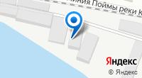 Компания Домино на карте