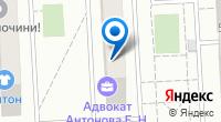 Компания КубаньПрофСтрой на карте