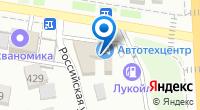 Компания рули на карте