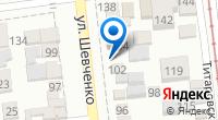Компания Аванта на карте