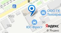 Компания Сагара на карте