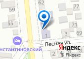 Детская школа искусств №1 на карте