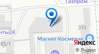 Компания АКП-Техно на карте