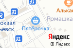 Схема проезда до компании Платежный терминал, КБ Индустриальный Сберегательный Банк в Егорьевске
