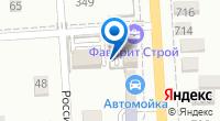 Компания Тегола Руфинг Сейлз на карте