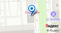 Компания Кубань-админ на карте