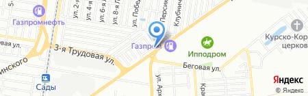 7 звёзд на карте Краснодара