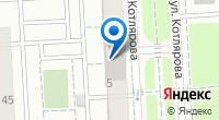 Компания Бэнто Суши на карте