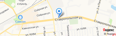 Банкомат УралКапиталБанк на карте Краснодара
