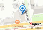Маркус на карте