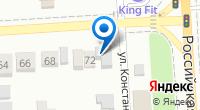 Компания ВаньДа на карте