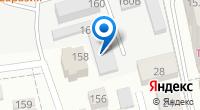 Компания Гелвей на карте