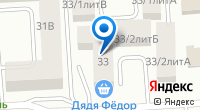 Компания Артпрофи-Юг на карте