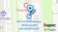 Компания Ланкор-мед на карте