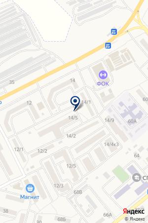 ЦентрТорг на карте Семилуков