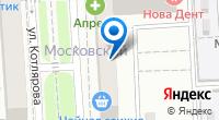 Компания 1doza на карте