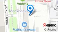 Компания Конфетти на карте
