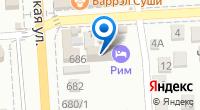 Компания Рим на карте