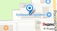 """Компания """"Квартал"""" на карте"""