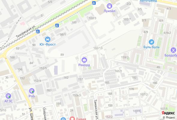 жилой комплекс Рекорд