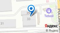 Компания Мотолидер на карте