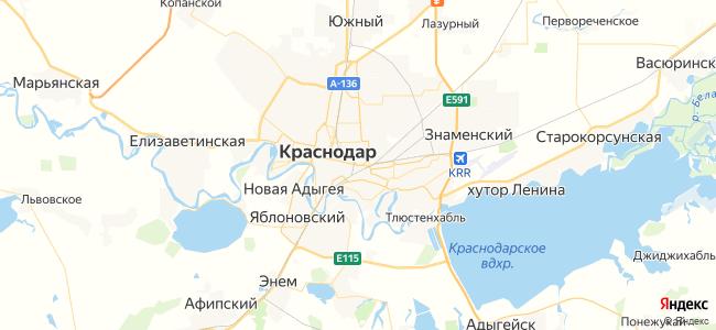 93 маршрутка в Краснодаре