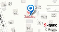 Компания ЗДРАВА на карте