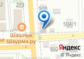 Магазин хозтоваров и строительных материалов на карте