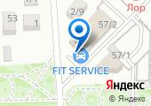 Авто-Дозор.рф на карте