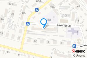 Однокомнатная квартира в Семилуках Семилукский р-н, Газовая ул., 3
