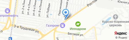 Энергоизол на карте Краснодара