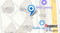 Компания Торвек на карте
