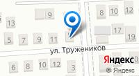 Компания МегаБит на карте